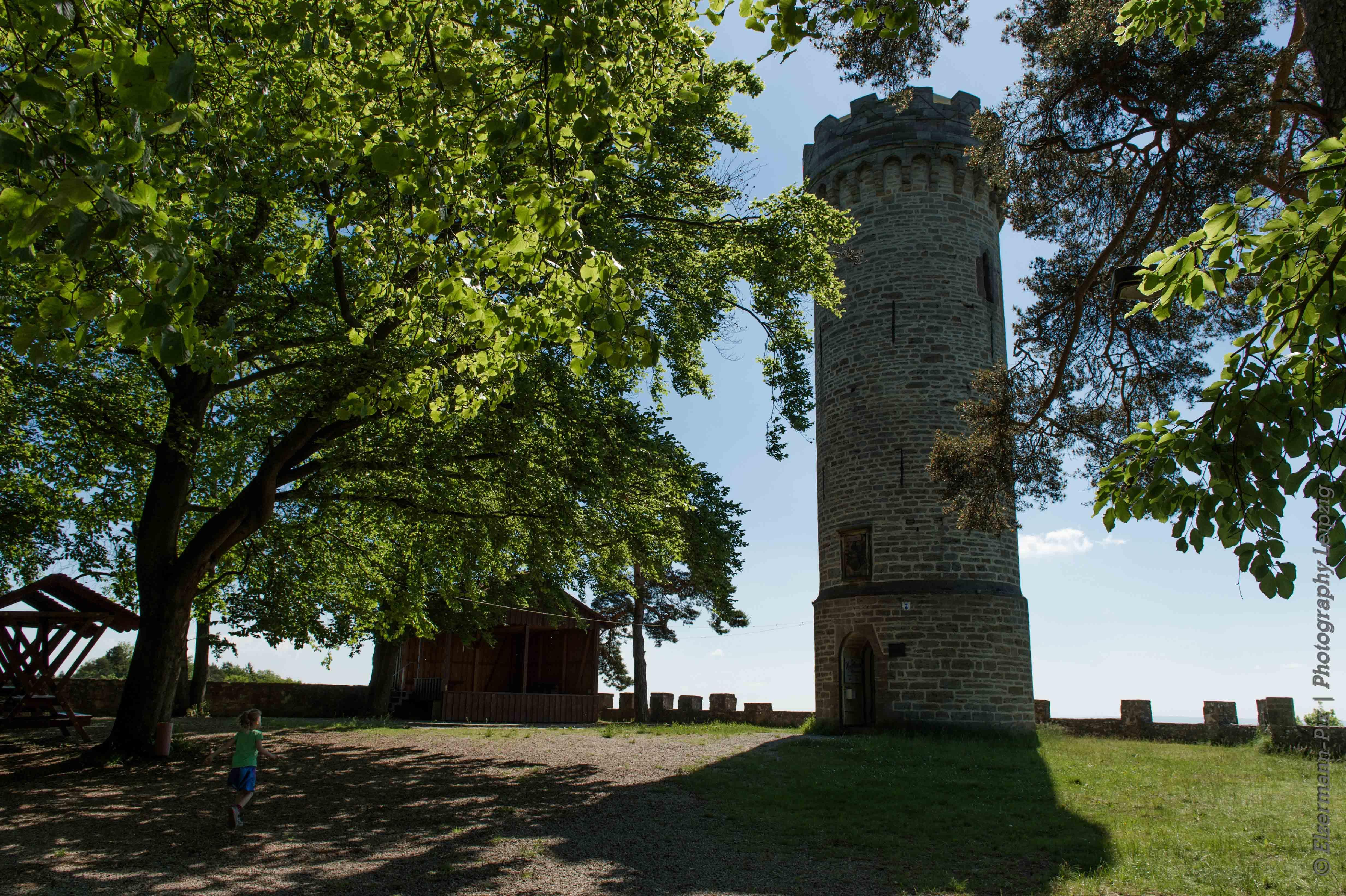 ... und besuchen Sehenswürdigkeiten in der Umgebung und in ganz Thüringen.